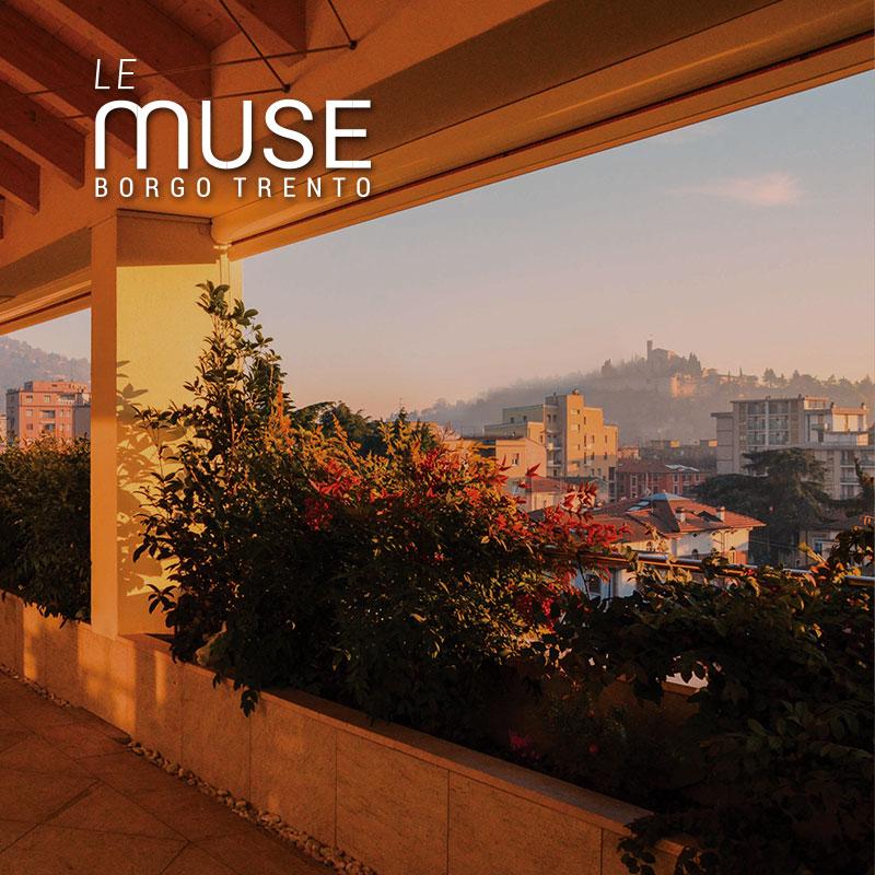 Le Muse Borgo Trento