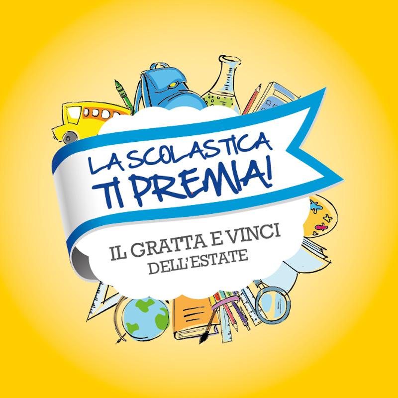 La scolastica ti premia: Gratta&Vinci online