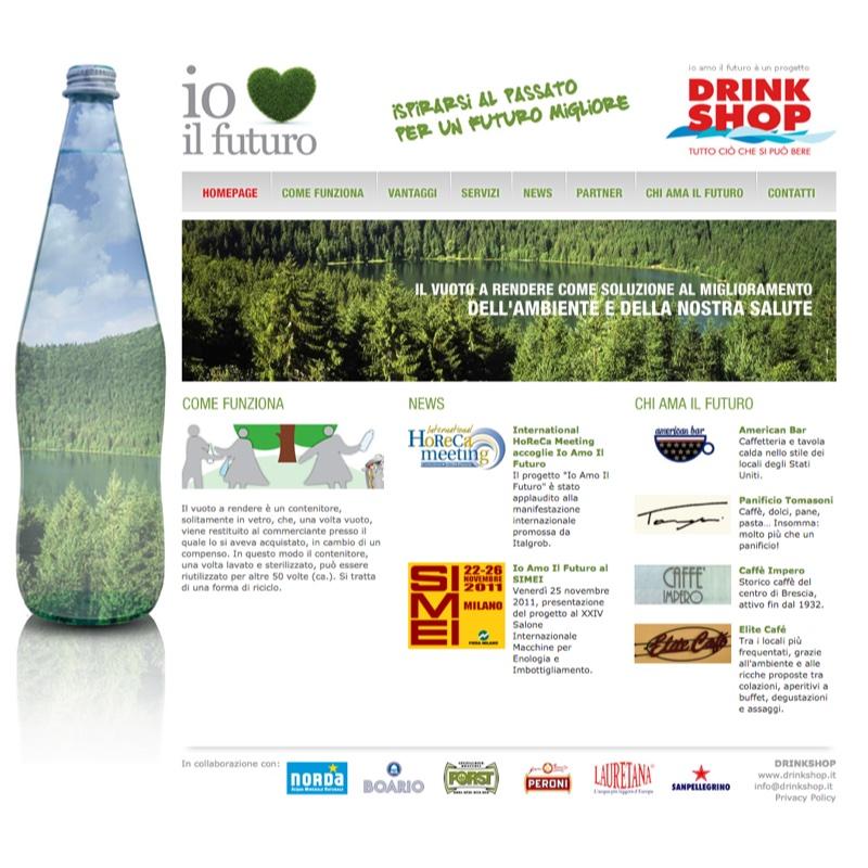 Io Amo il Futuro, campagna sociale da Premio Europeo