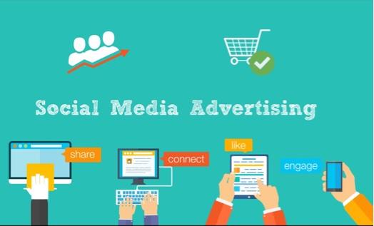 social advertising